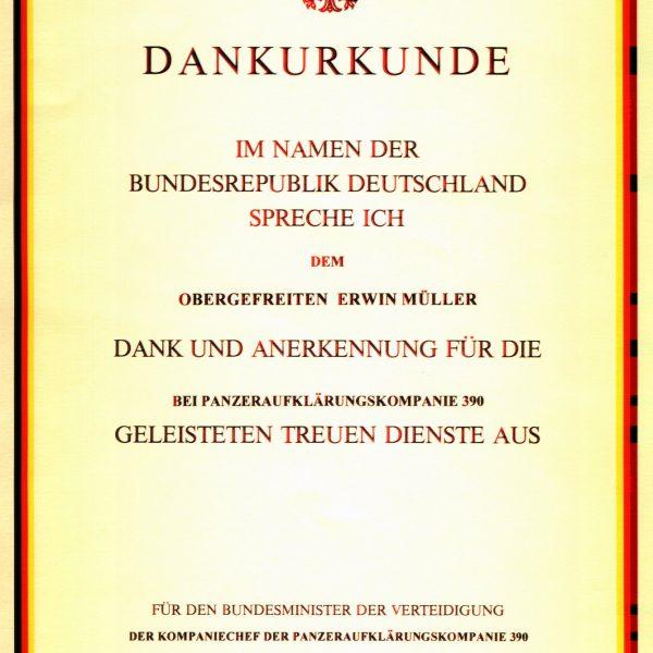 Dankurkunde 2002