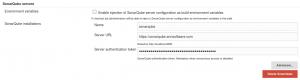 SonarQube Servers